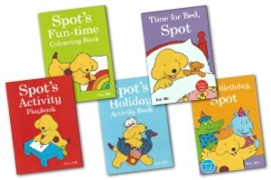 9780723278160: Spot's Fun-time Carry Case