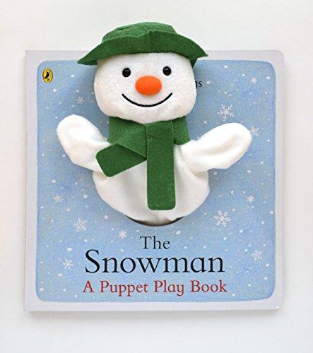 9780723278221: The Snowman: A Puppet Play Book