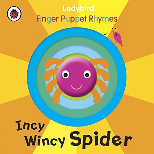 9780723278405: Incy Wincy Spider: A Ladybird finger puppet book