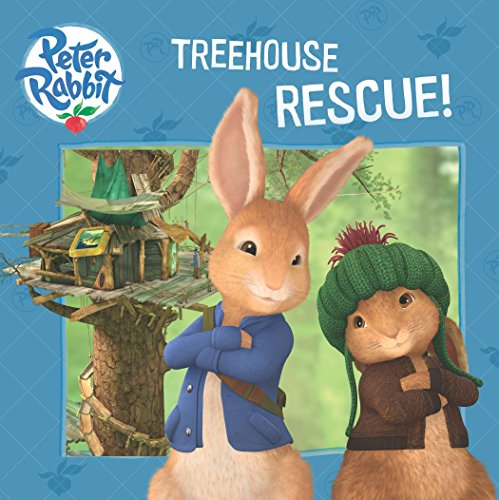 9780723280408: Peter Rabbit Animation: Treehouse Rescue!