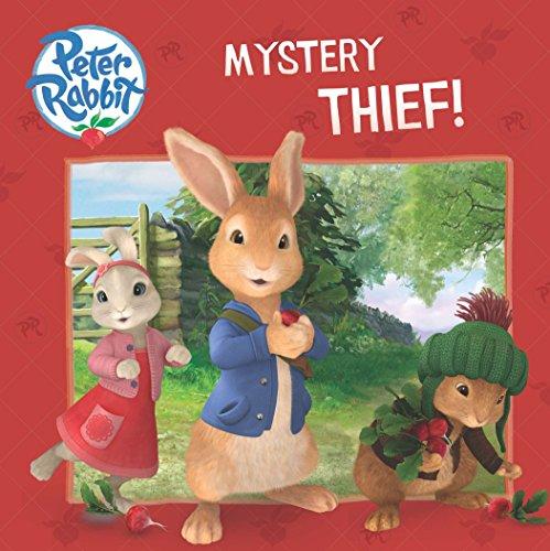 9780723280415: Peter Rabbit Animation: Mystery Thief!