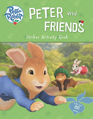 9780723280422: Peter and Friends Sticker Activity Book (Peter Rabbit Animation)