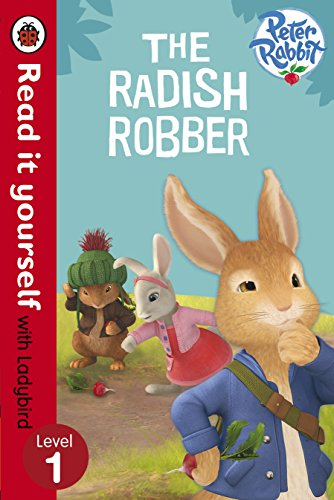9780723280521: Read It Yourself with Ladybird Peter Rabbit the Radish Robber