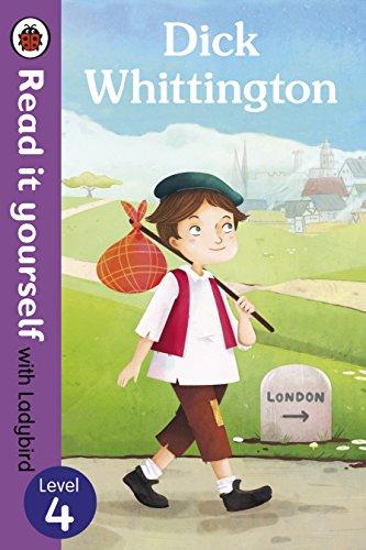 9780723280668: Read It Yourself with Ladybird Dick Whittington (mini Hc): Level 4