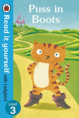 9780723280781: Read It Yourself with Ladybird Puss in Boots (mini Hc): Level 3
