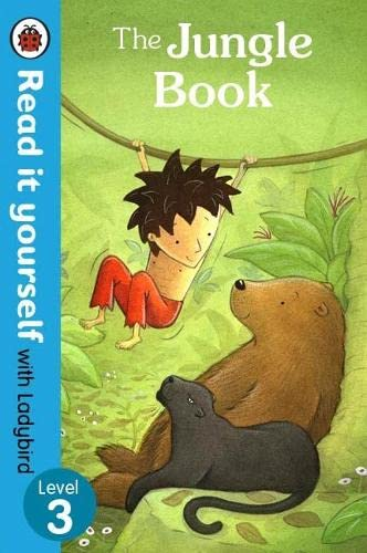 9780723280798: The Jungle Book - Read it yourself with Ladybird: Level 3