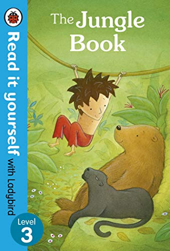 9780723280804: Jungle Book - Read It Yourself With Ladybird, the