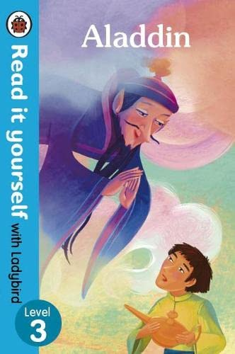 9780723280811: Aladdin - Read it yourself with Ladybird: Level 3 (Read It Yourself Level 3)