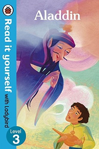 9780723280811: Aladdin - Read it yourself with Ladybird: Level 3