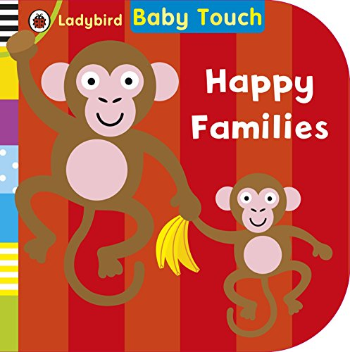 9780723281238: Baby Touch: Happy Families