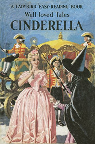 9780723281443: Well-Loved Tales: Cinderella (Ladybird Easy Reading)