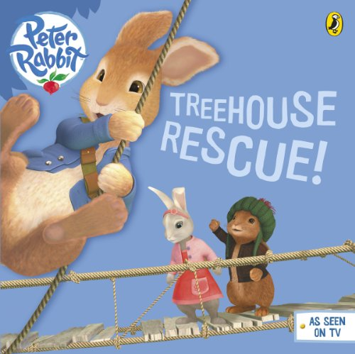 9780723281450: Peter Rabbit Animation: Treehouse Rescue!