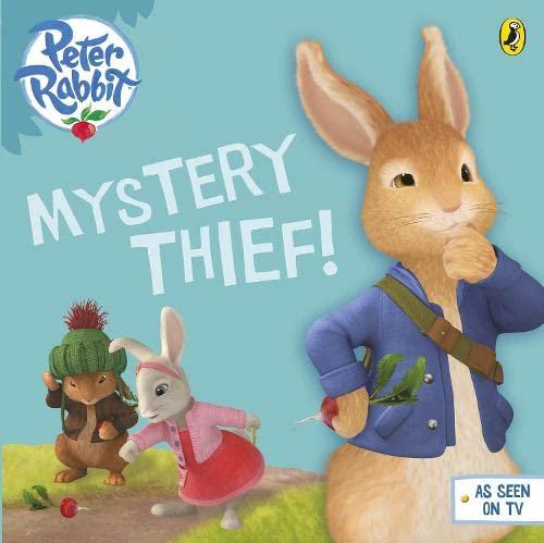 9780723281467: Peter Rabbit Animation: Mystery Thief!