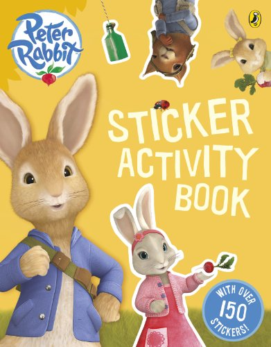 9780723281474: Peter Rabbit Animation: Sticker Activity Book