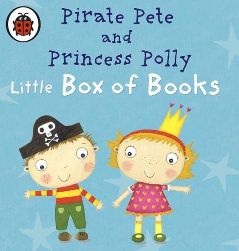 9780723281559: Pirate Pete and Princess Polly's Little Box of Books (Pirate Pete & Princess Polly)
