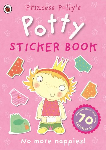 9780723281580: Princess Polly's Potty Sticker Activity Book