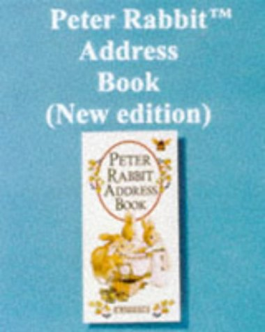 9780723282556: Peter Rabbit Address Book, The