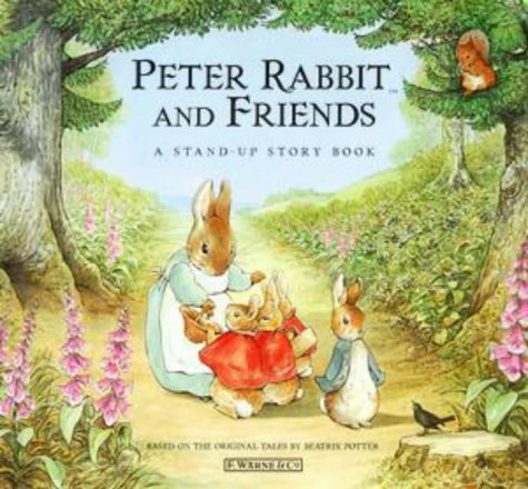 9780723282686: Peter Rabbit and Friends: A Stand-up Story Book