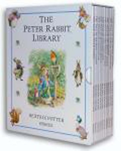 9780723282785: The Peter Rabbit Library 10 Volumes [Hardcover] by Potter, Beatrix; Illustrated
