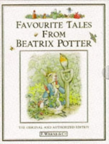 9780723283096: Favourite Tales from Beatrix Potter