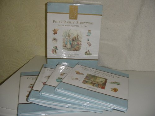 Peter Rabbit Storytime Collection Giftset (4 Copy) (Ss): Giftset (4 Copy)