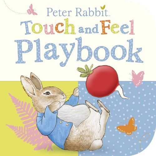 9780723286066: Peter Rabbit: Touch and Feel Playbook