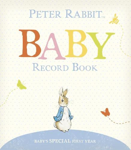 9780723286288: Peter Rabbit Baby Record Book