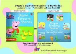 9780723286653: Peppas Favourite Stories Treasury
