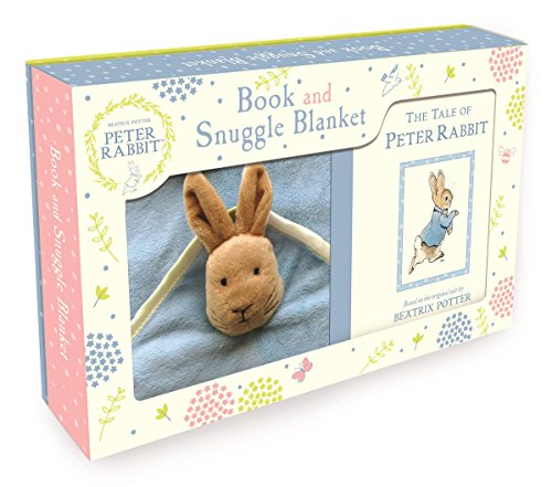 9780723286714: Peter Rabbit Book and Snuggle Blanket