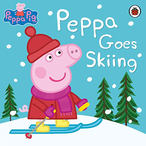 9780723287049: Peppa Pig: Peppa Goes Skiing