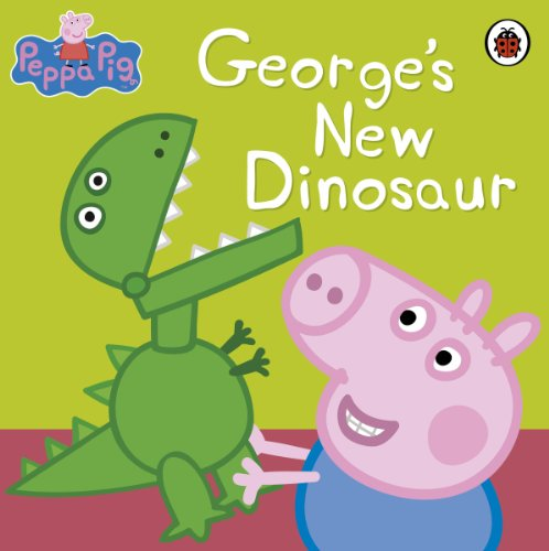 9780723287056: Peppa Pig: George's New Dinosaur