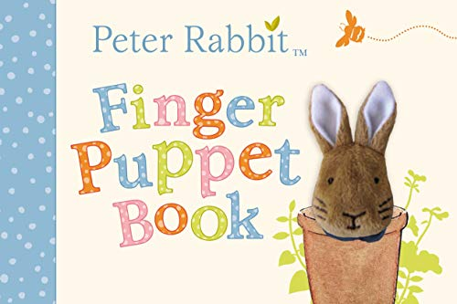 9780723287124: Peter Rabbit Finger Puppet Book (PR Baby books)