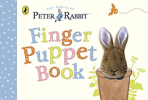 9780723287124: Peter Rabbit Finger Puppet Book (Peter Rabbit Baby Books)
