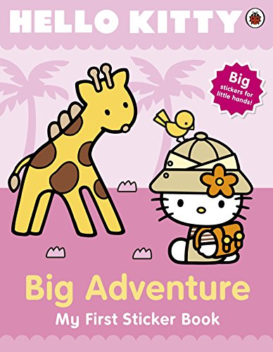 9780723287155: Hello Kitty's Big Adventure: My First Sticker Book