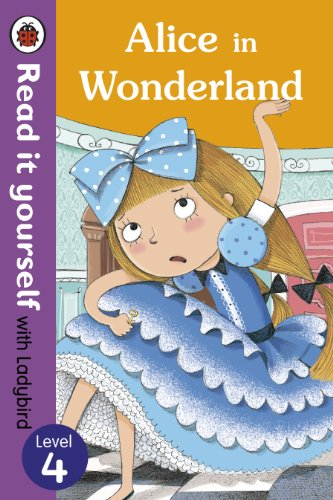 9780723288008: Read It Yourself with Ladybird Alice in Wonderland Level 3 (Read It Yourself with Ladybird. Level 4)