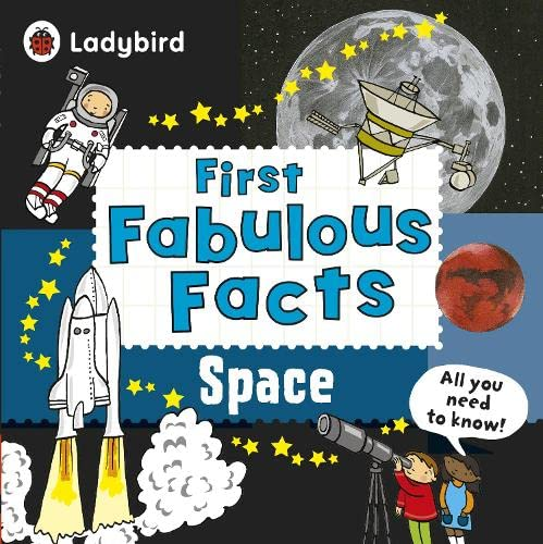 9780723288534: First Fabulous Facts: Space
