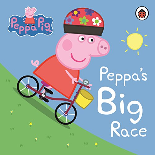 9780723288589: Peppa Pig: Peppa's Big Race