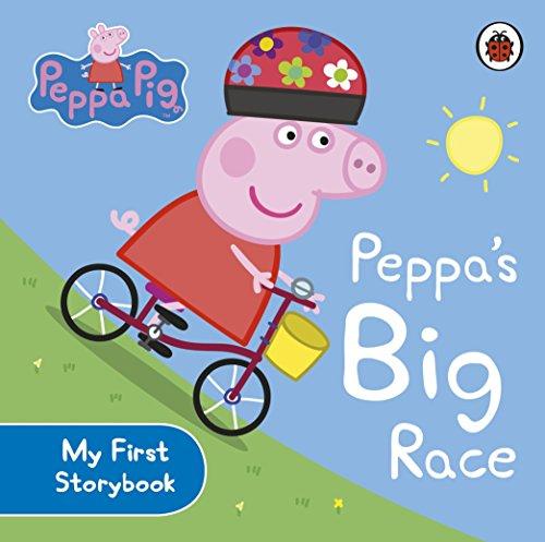 9780723288589: Peppa Pig: Peppa's Big Race