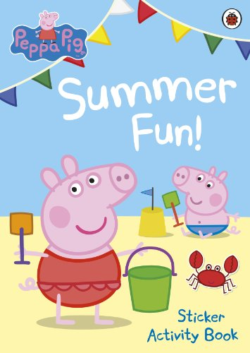 9780723288596: Peppa Pig: Summer Fun! Sticker Activity Book