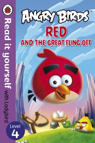 9780723289050: Angry Birds: Red and the Great Fling-Off - Read it Yourself with Ladybird