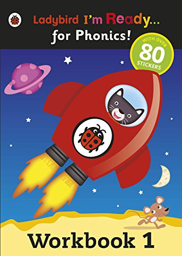 9780723289920: Workbook 1 Ladybird I'm Ready for Phonics