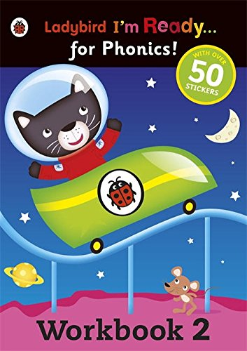 9780723289937: Workbook 2 Ladybird I'm Ready for Phonics