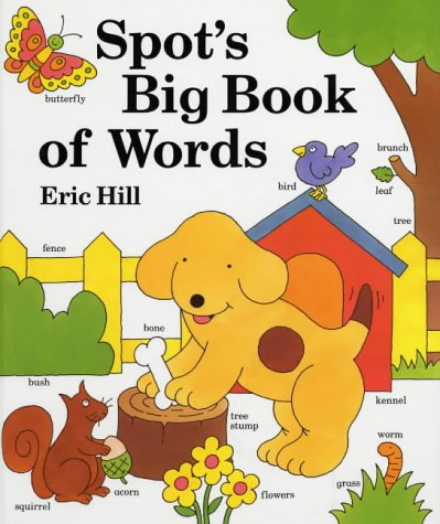 9780723290421: Spot's Big Book of Words