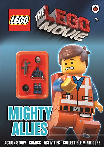 9780723291121: The LEGO Movie: Mighty Allies Activity Book with Minifigure