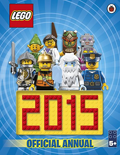 9780723291268: LEGO Official Annual 2015
