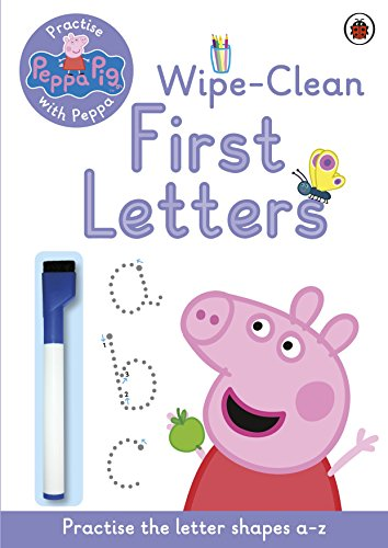 9780723292081: Peppa Pig: Practise with Peppa: Wipe-Clean Writing