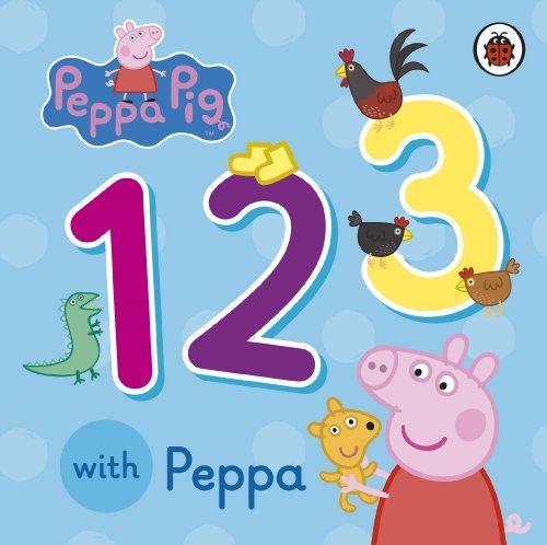 9780723292104: Peppa Pig: 123 with Peppa