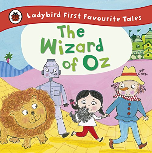 9780723292197: The Wizard of Oz: Ladybird First Favourite Tales