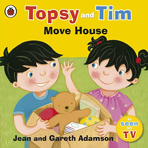 9780723292586: Topsy and Tim: Move House
