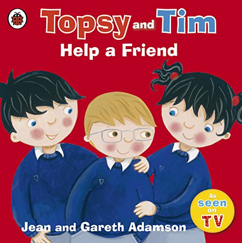 9780723292593: Topsy and Tim Help a Friend